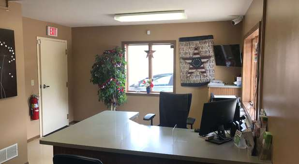 Main office at Stop-N-Stor Cuyahoga Falls, OH