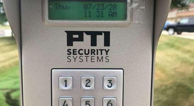 Electronic Keypad Access 44223