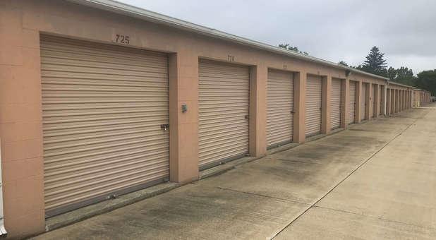 Drive Up Access Storage Units 44224