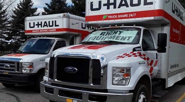 U-Haul Rentals at U-Store Davison, MI