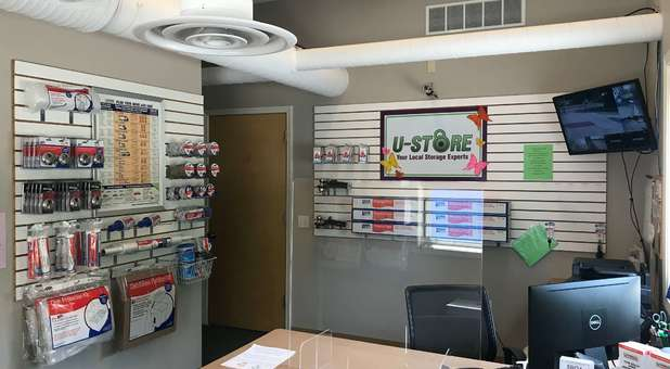 Main Office at U-Store Davison, MI
