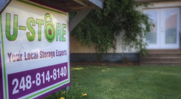 Secure Self Storage in Lake Orion, MI