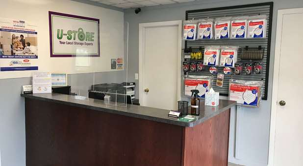 Main Office at U-Store in Lake Orion, MI