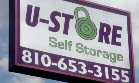 U-Store Self Storage in Michigan