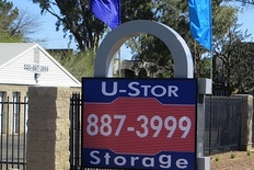 U-Stor Self Storage - Miracle Mile