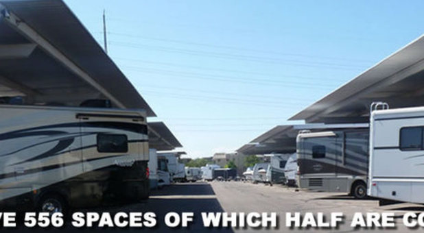 Vehicle Storage in Gilbert, AZ
