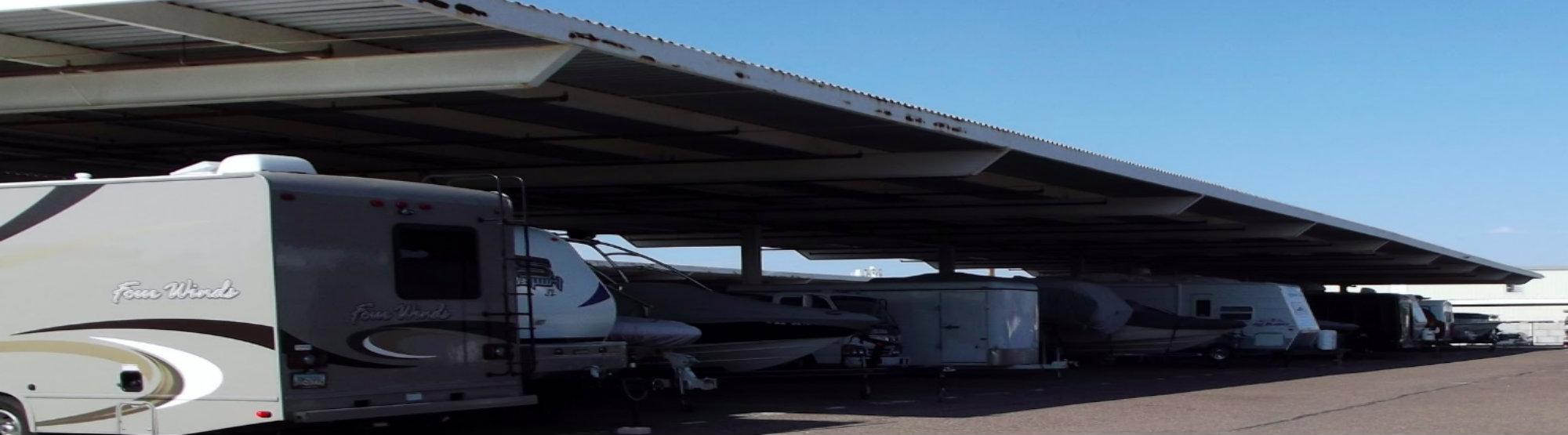 RV & Vehicle Storage in Gilbert, AZ