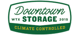 Downtown Storage Waco logo