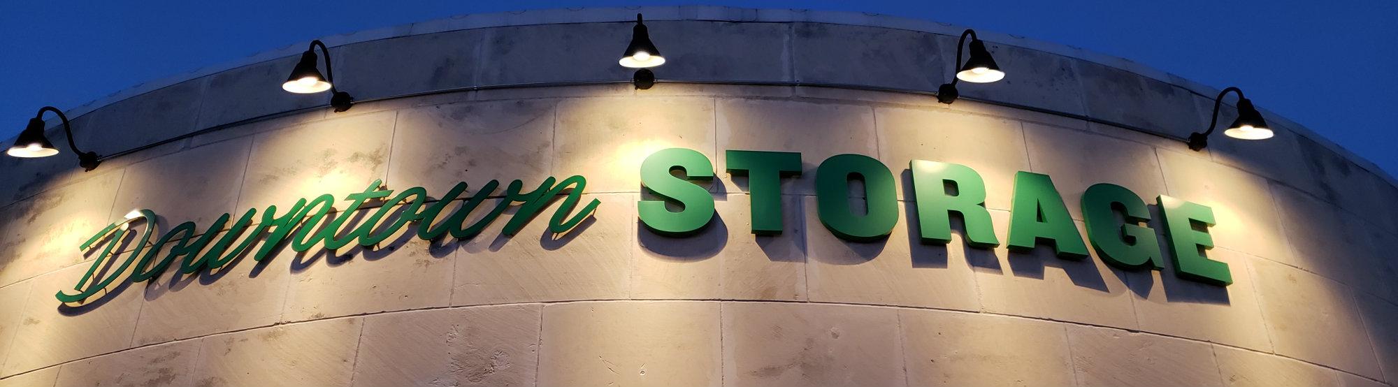 Downtown Storage Waco