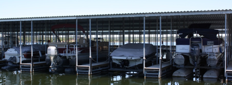 Lake Travis premium marina
