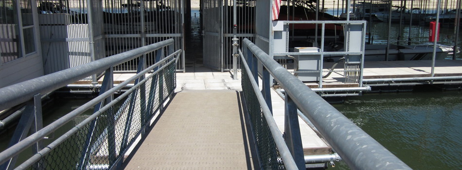 Waterford Marina-Secure entrance