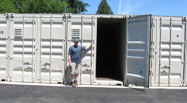 Self Storage Eugene, OR 97402