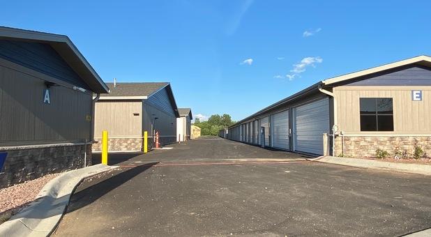 Wide Storage Driveways