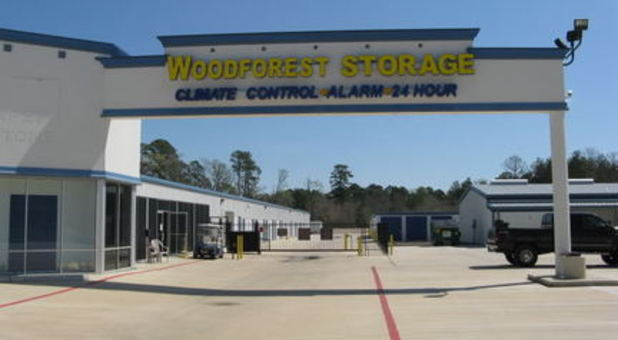 Store with Woodforest Storage