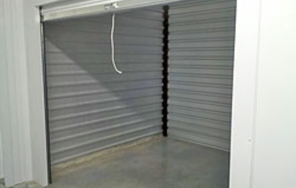 climate self storage unit