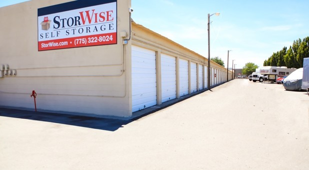 Exterior Self Storage