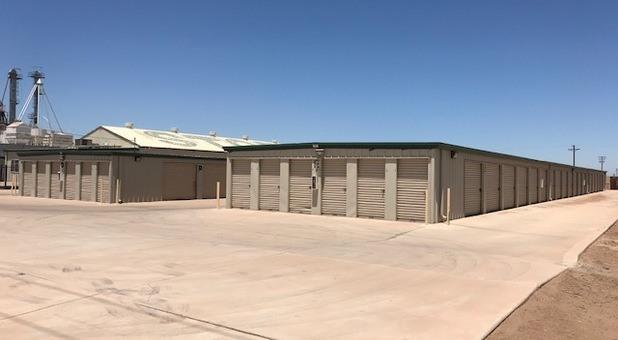 exterior storage