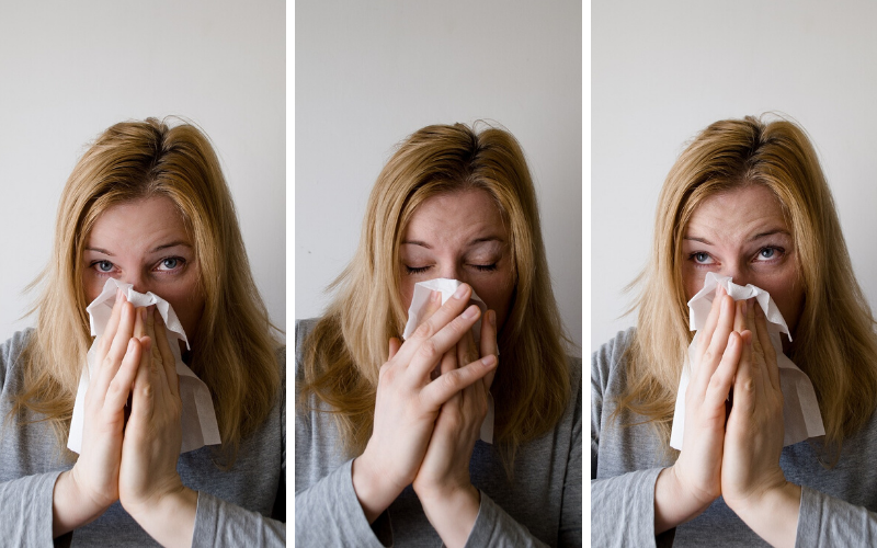 how to not get sick this winter while moving