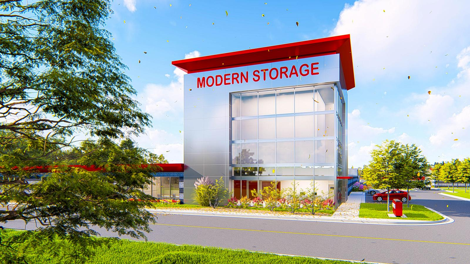 Bentonville storage units