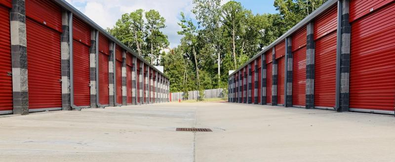 storage unit organization ideas from the experts at Modern Storage