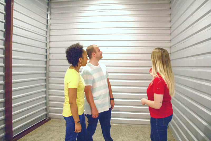 best climate controlled storage unit in Little Rock