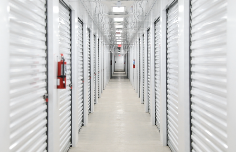 best climate control storage options in little rock