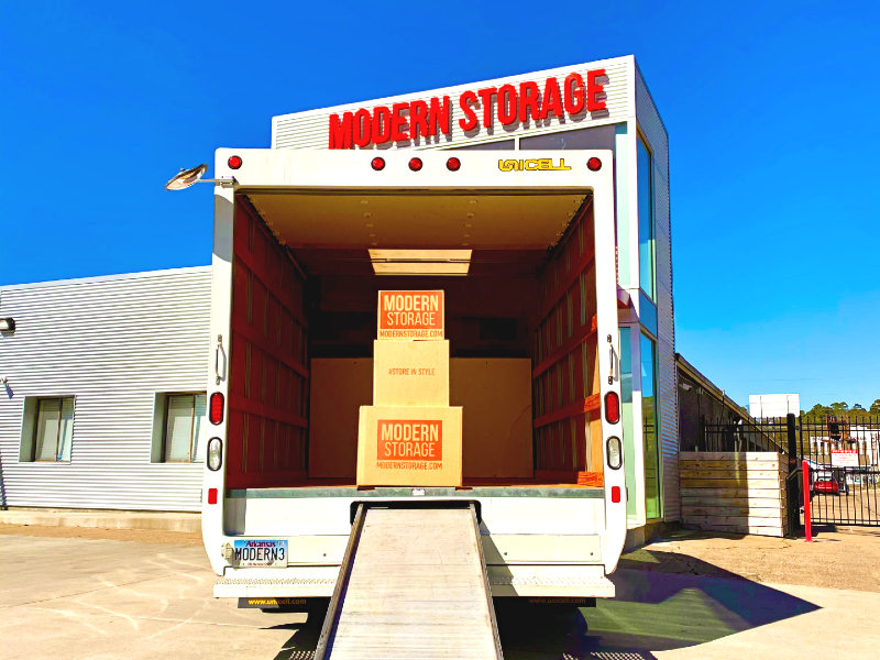 When you're getting ready to move in to a storage unit in Little Rock, we bet you will have lots of questions. Let the experts at Modern Storage answer them for you!