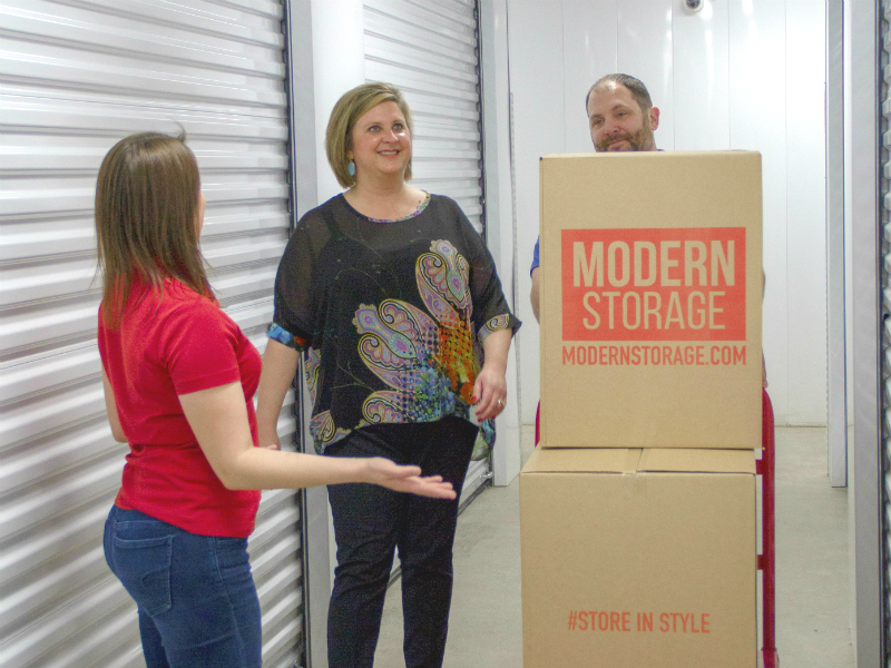 moving day tips from the experts at Modern Storage