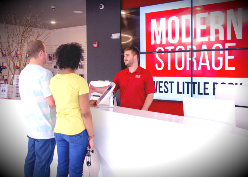 best storage services in Little Rock