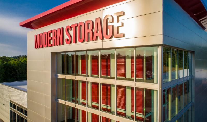 Modern Storage difference