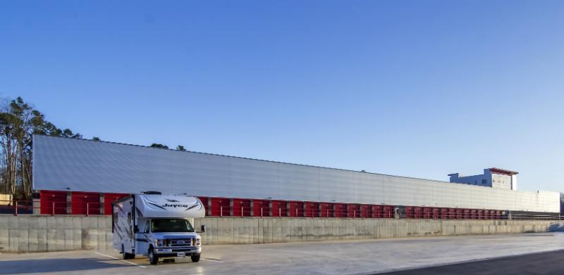 best vehicle storage in Little Rock