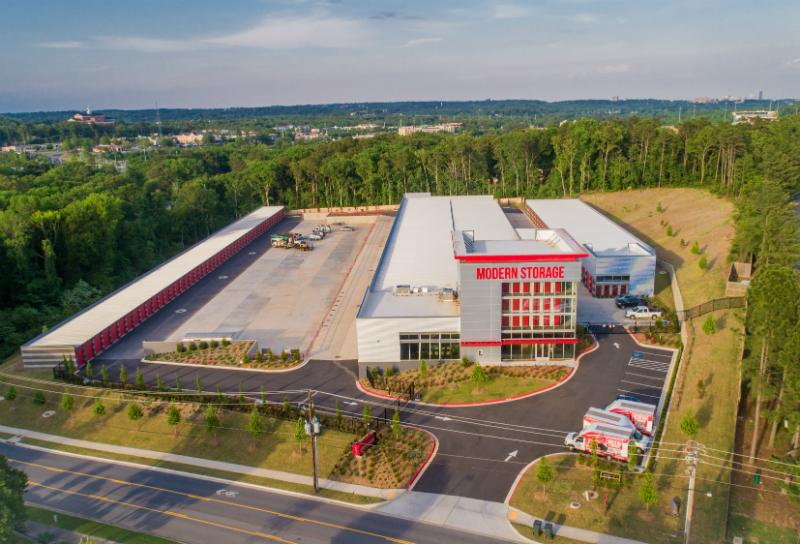 West Little Rock storage units near you
