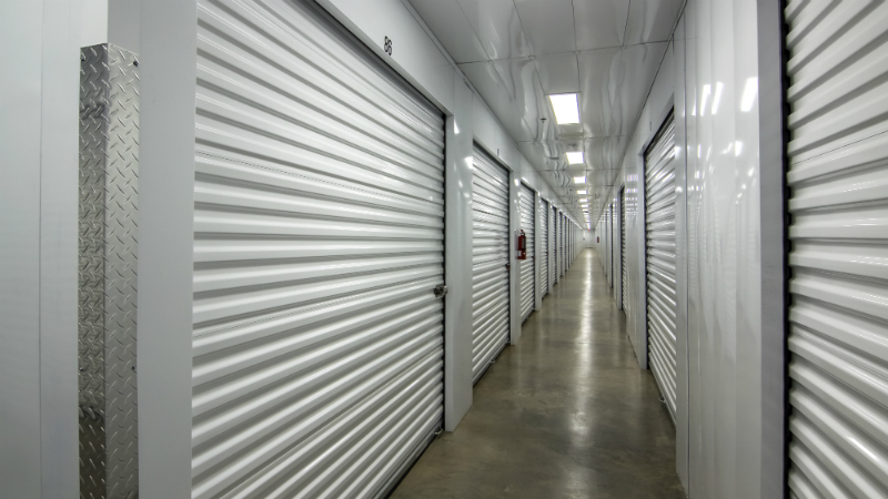 what do storage units cost in Little Rock AR