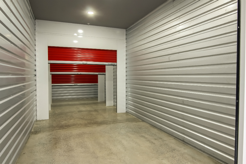 what size storage unit do I need in Little Rock