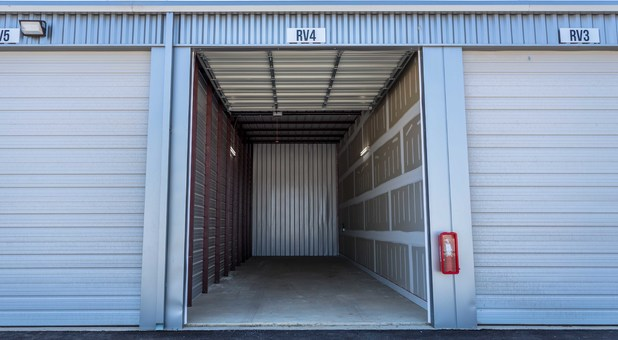 RV Storage Units in Bentonville, AR