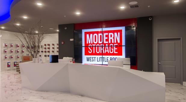 Lobby self storage