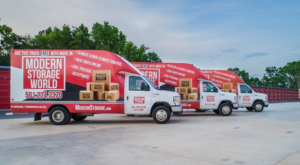 Free Storage Trucks