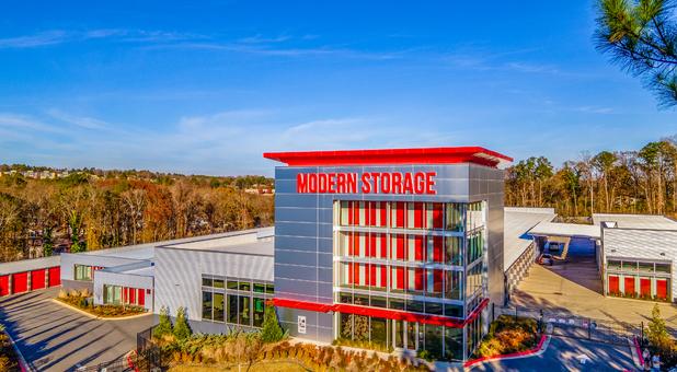 Modern Storage WLR