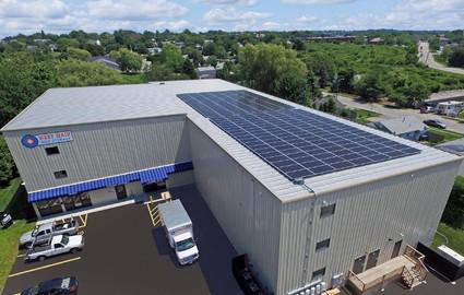 100 % Solar Powered!