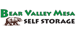 Bear Valley Self Storage logo