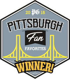STORExpress South Side Pittsburgh Post-Gazette Fan Favorite Badge