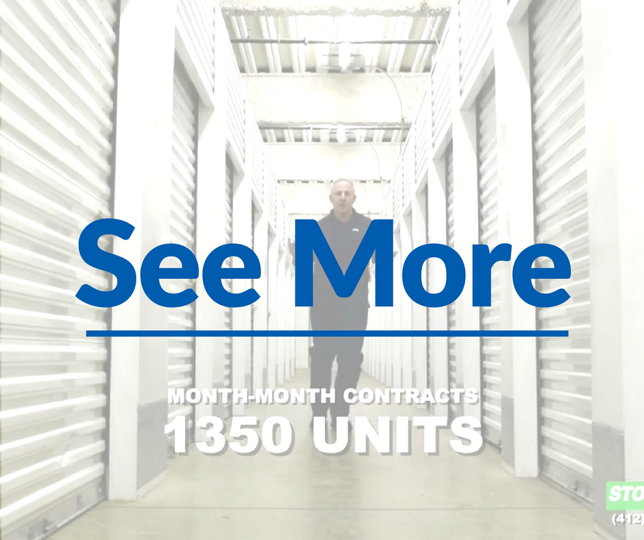 Self Storage Facility Tour Video Screenshot