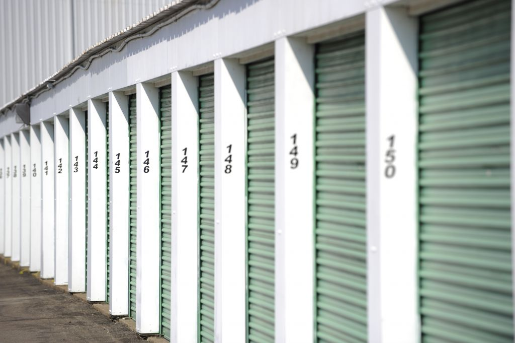 Storage Units Af STORExpress Self Storage
