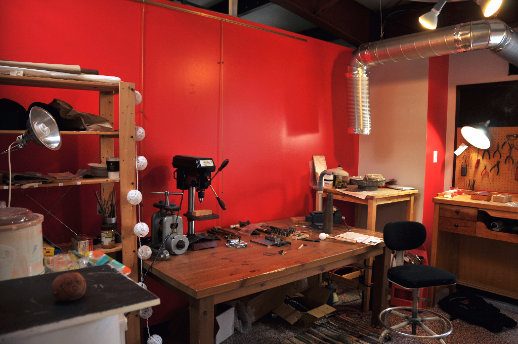 Studios for Artists for Rent- large open creative spaces