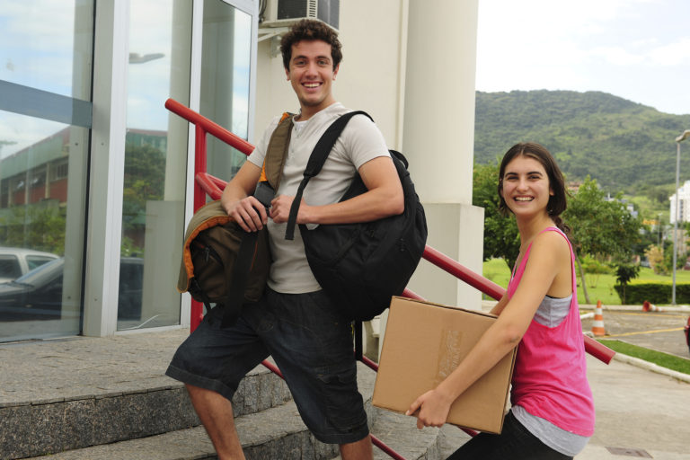 College Students Needing Self Storage in Pittsburgh, PA
