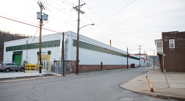Affordable Self Storage Units In Pittsburgh Storexpress