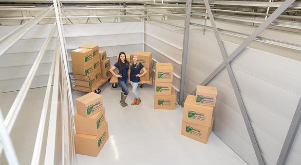 Storage Solutions At Mt. Lebanon