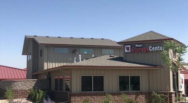 Storage Units in Parker, CO