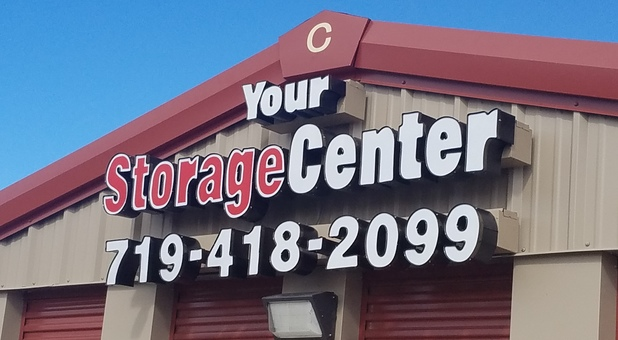 Storage units near Colorado Springs, CO