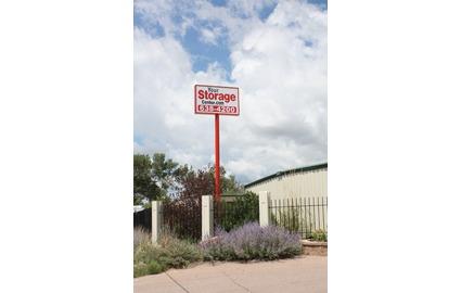 Self Storage in Colorado Sign